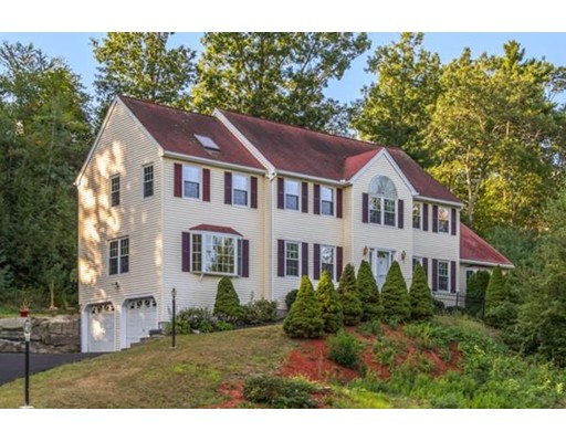 Single Family Home for Sale at 21 Jamie Way Tyngsborough, Massachusetts 01879 United States