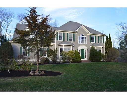 Single Family Home for Sale at 20 Harvest Moon Drive Natick, Massachusetts 01760 United States