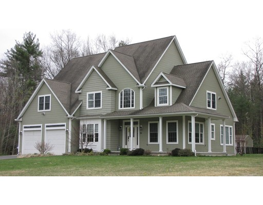 Single Family Home for Sale at 30 JASONS WAY Belchertown, Massachusetts 01007 United States