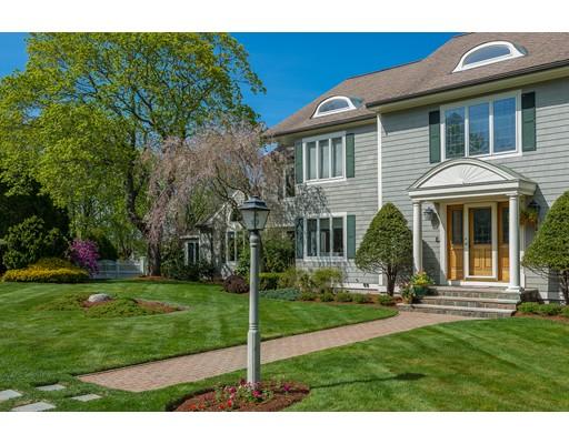 Maison unifamiliale pour l Vente à 1 Stonecleave Lane 1 Stonecleave Lane Swampscott, Massachusetts 01907 États-Unis