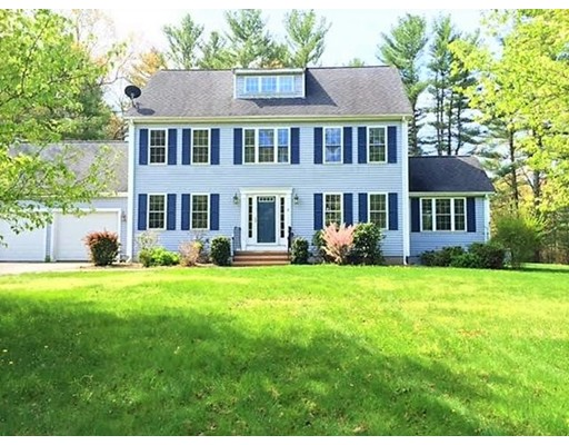 7 Gaffney Farm Drive, Norton, MA 02766