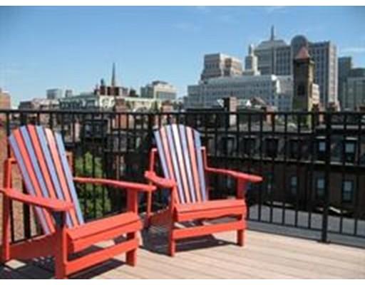 Casa Unifamiliar por un Alquiler en 115 Marlborough Street Boston, Massachusetts 02116 Estados Unidos
