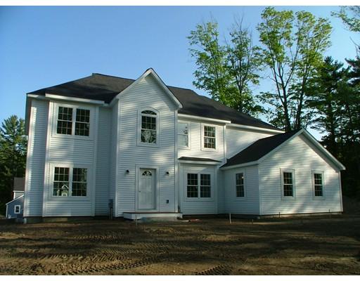 Частный односемейный дом для того Продажа на 135 Foster Littleton, Массачусетс 01460 Соединенные Штаты