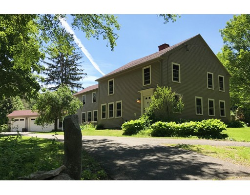 Casa Unifamiliar por un Venta en 183 West Road Petersham, Massachusetts 01366 Estados Unidos