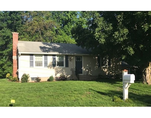 Single Family Home for Sale at 108 Rogers Road East Longmeadow, Massachusetts 01028 United States