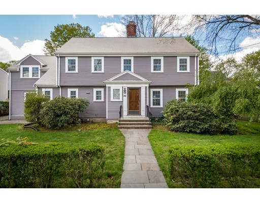20 Whittlesey Rd, Newton, MA 02459