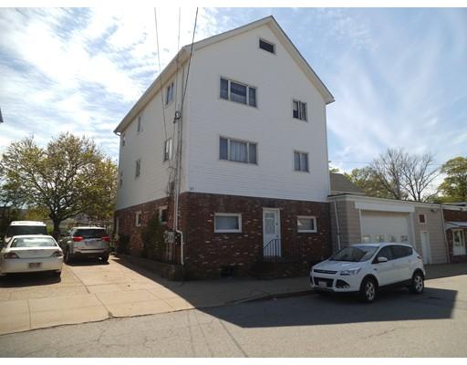多户住宅 为 销售 在 21 stewart Fall River, 马萨诸塞州 02720 美国