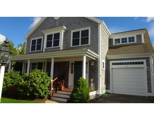 共管式独立产权公寓 为 销售 在 11 Mill Farm Way 法尔茅斯, 马萨诸塞州 02536 美国