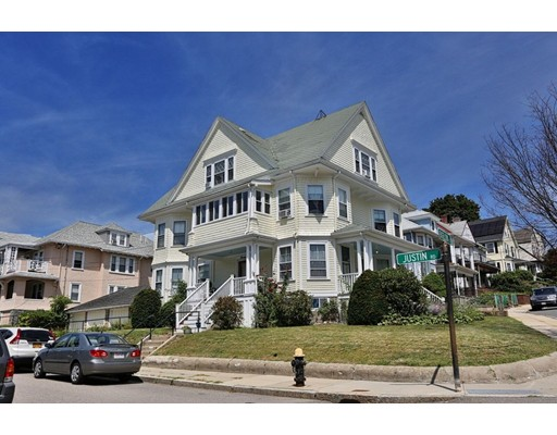 Single Family Home for Rent at 32 Bigelow Boston, Massachusetts 02135 United States