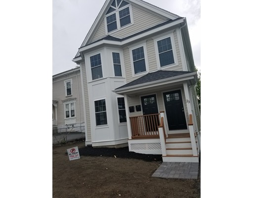 Single Family Home for Rent at 23 Maywood Boston, Massachusetts 02119 United States