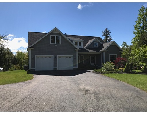 واحد منزل الأسرة للـ Sale في 33 Michael Drive Rindge, New Hampshire 03461 United States
