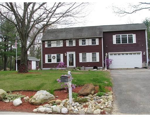 Maison unifamiliale pour l Vente à 44 Michaels Lane Templeton, Massachusetts 01436 États-Unis