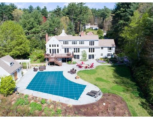 Maison unifamiliale pour l Vente à 118 Brigantine Circle Norwell, Massachusetts 02061 États-Unis