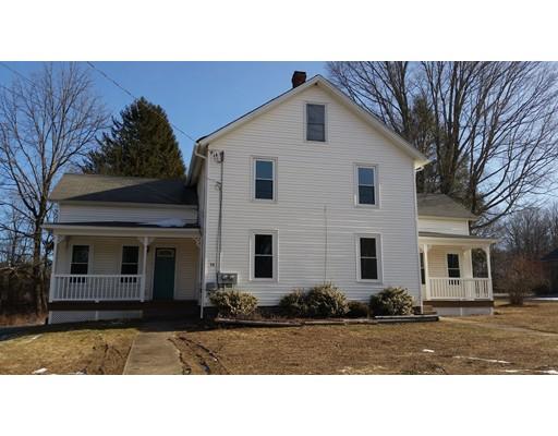 Casa Unifamiliar por un Alquiler en 30 North Main Street Belchertown, Massachusetts 01007 Estados Unidos