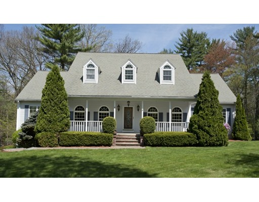 独户住宅 为 销售 在 5 Hawthorne Ter Northampton, 01062 美国
