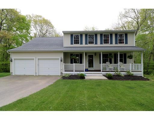 独户住宅 为 销售 在 12 Edward Street 霍普金顿, 罗得岛 02804 美国