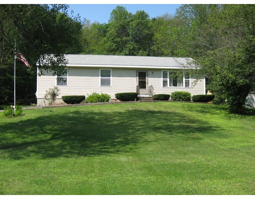 Single Family Home for Sale at 75 Old Douglas R.d Warren, 01083 United States