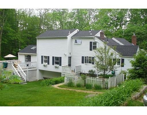 Частный односемейный дом для того Продажа на 56 Brigham Street Hubbardston, Массачусетс 01452 Соединенные Штаты