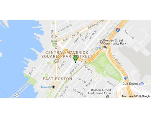 独户住宅 为 出租 在 101 Chelsea Street 波士顿, 马萨诸塞州 02128 美国