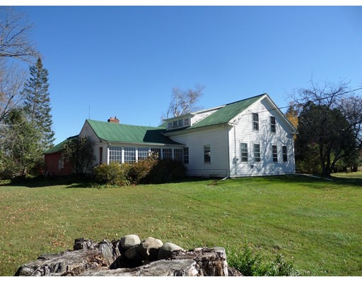 Single Family Home for Sale at 330 Ireland Street 330 Ireland Street Chesterfield, Massachusetts 01084 United States