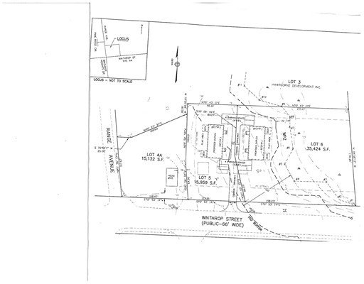 Land for Sale at 5 Winthrop Street Taunton, Massachusetts 02780 United States
