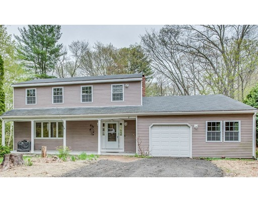 Casa Unifamiliar por un Venta en 233 Middle Road Newbury, Massachusetts 01922 Estados Unidos