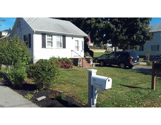 Частный односемейный дом для того Продажа на 31 Peggotty Beach Road 31 Peggotty Beach Road Scituate, Массачусетс 02066 Соединенные Штаты