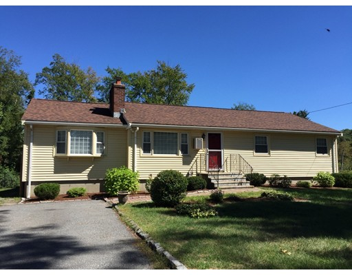 Single Family Home for Rent at 407 Bigelow Street Marlborough, Massachusetts 01752 United States