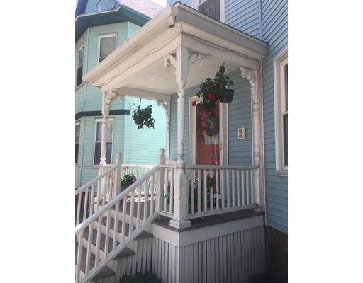 Single Family Home for Rent at 32 Dorset Boston, Massachusetts 02125 United States