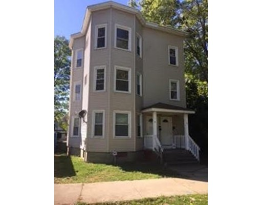 Single Family Home for Rent at 22 Crane Street Springfield, Massachusetts 01104 United States