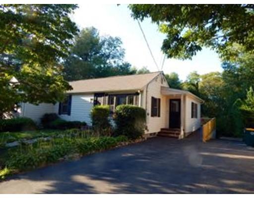 独户住宅 为 销售 在 29 McGeoch 阿宾顿, 马萨诸塞州 02351 美国