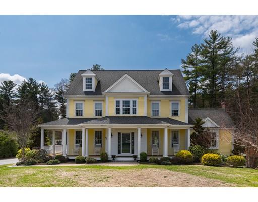 Single Family Home for Sale at 65 Honeysuckle Lane Hanover, Massachusetts 02339 United States