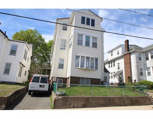 Многосемейный дом для того Продажа на 60 Foster Street Everett, Массачусетс 02149 Соединенные Штаты