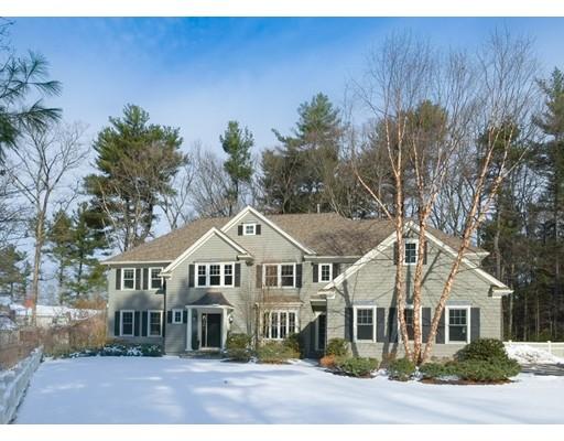 Maison unifamiliale pour l Vente à 20 Lewis Path Wayland, Massachusetts 01778 États-Unis