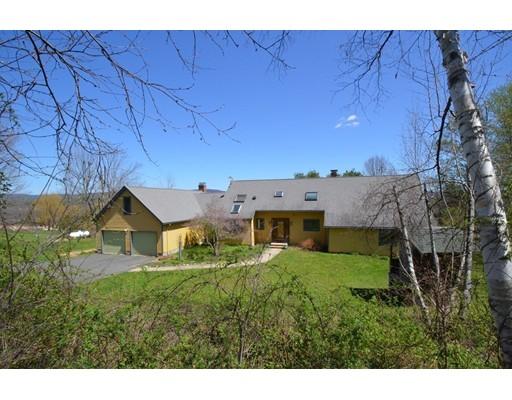獨棟家庭住宅 為 出售 在 1488 S East Street Amherst, 麻塞諸塞州 01002 美國
