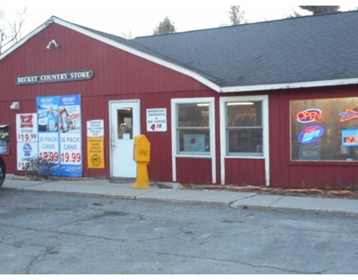 Commercial for Sale at 609 Main Street Becket, Massachusetts 01223 United States