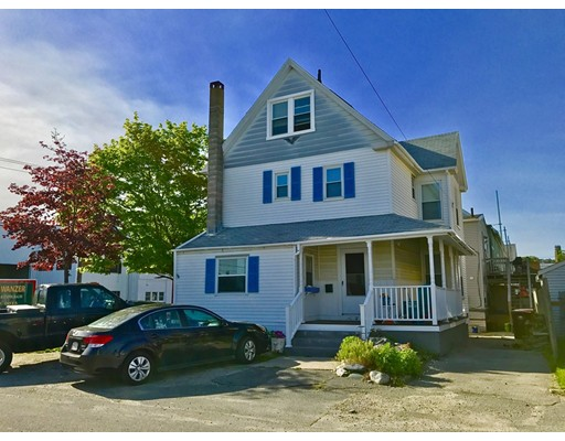 Single Family Home for Rent at 17 T Street Hull, Massachusetts 02045 United States