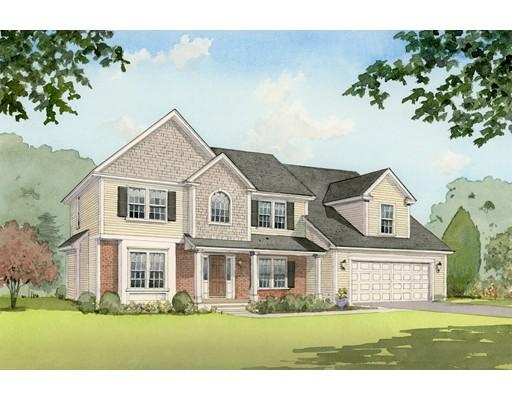 Single Family Home for Sale at 4 Graeme Way Groveland, Massachusetts 01834 United States