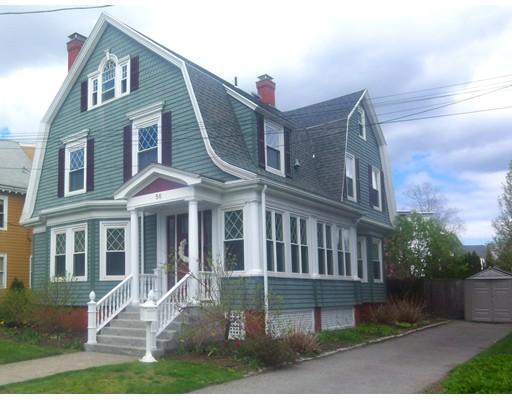 Casa Unifamiliar por un Venta en 56 Basset Street Lynn, Massachusetts 01902 Estados Unidos