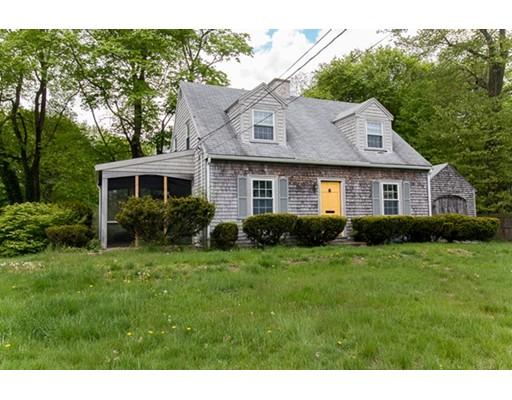 独户住宅 为 销售 在 168 Myrtle Street Rockland, 马萨诸塞州 02370 美国
