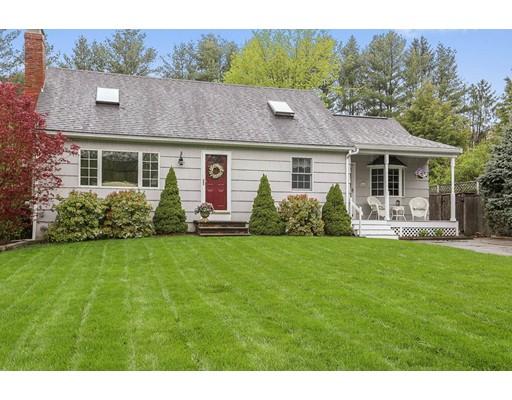 Single Family Home for Sale at 1 Pandora Drive Groveland, Massachusetts 01834 United States