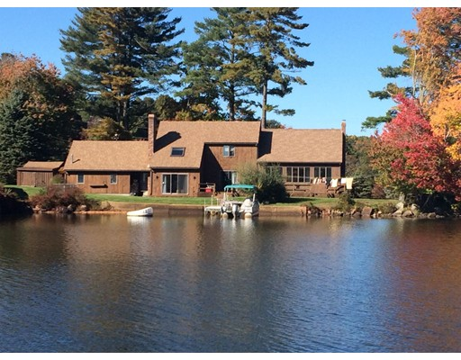 Single Family Home for Sale at 18 River Road North Brookfield, Massachusetts 01535 United States
