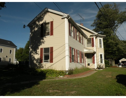 Single Family Home for Rent at 59 Winthrop Street Holliston, Massachusetts 01746 United States