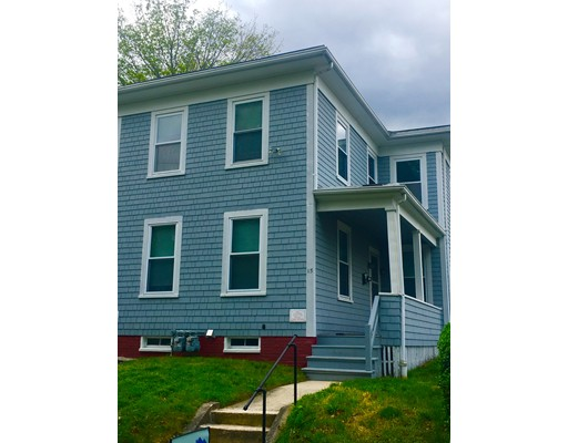 Single Family Home for Rent at 15 Davis Street Plymouth, Massachusetts 02360 United States