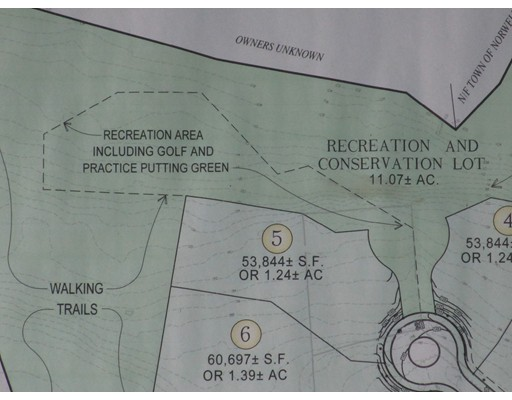 Land for Sale at 5 Cowings Cove Norwell, Massachusetts 02061 United States