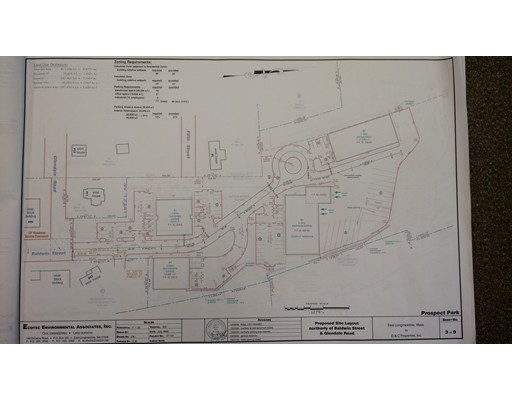 Land for Sale at 1 Baldwin Street East Longmeadow, Massachusetts 01028 United States