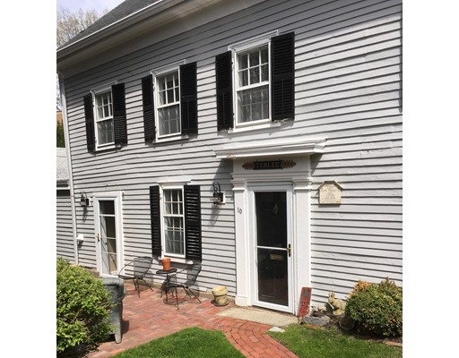 Single Family Home for Rent at 10 Lee Street Marblehead, Massachusetts 01945 United States