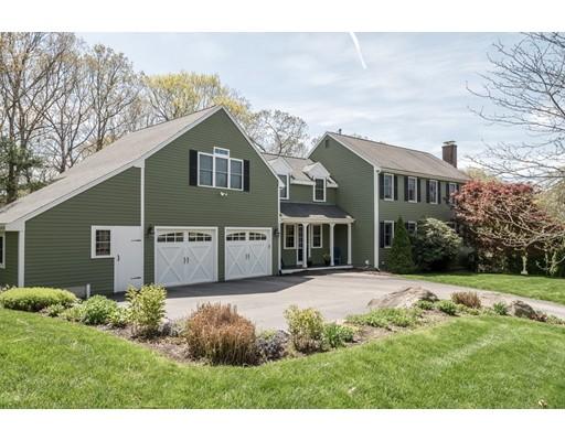 Casa Unifamiliar por un Venta en 18 Cooper Road Mansfield, Massachusetts 02048 Estados Unidos
