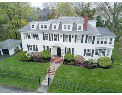 Single Family Home for Sale at 42 Tupelo Road Swampscott, Massachusetts 01907 United States