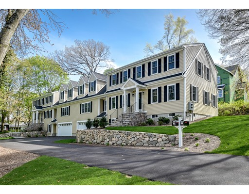 Single Family Home for Sale at 20 Westerly Street Wellesley, Massachusetts 02482 United States